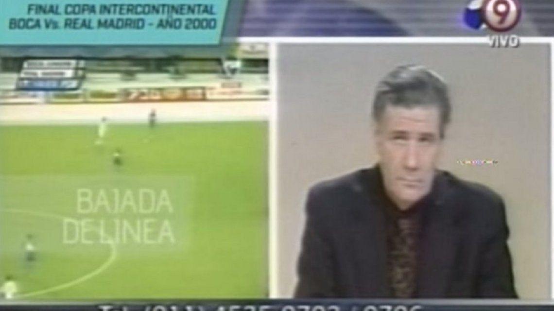 Por este delito, volvieron a allanar la casa de Víctor Hugo Morales
