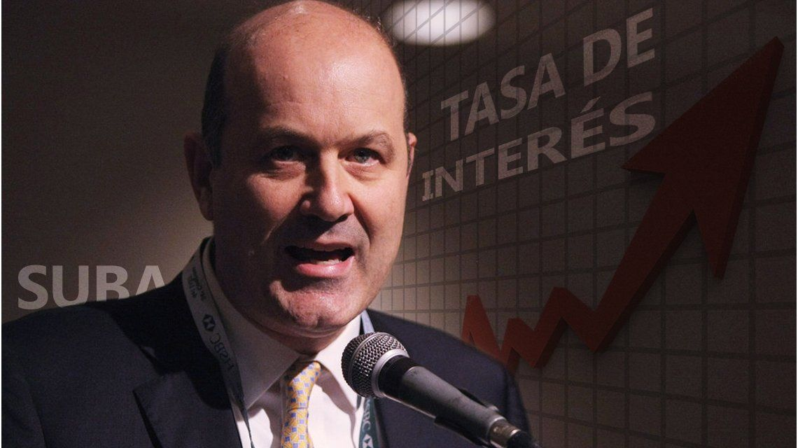 Argentina lidera el ránking mundial de tasas de interés