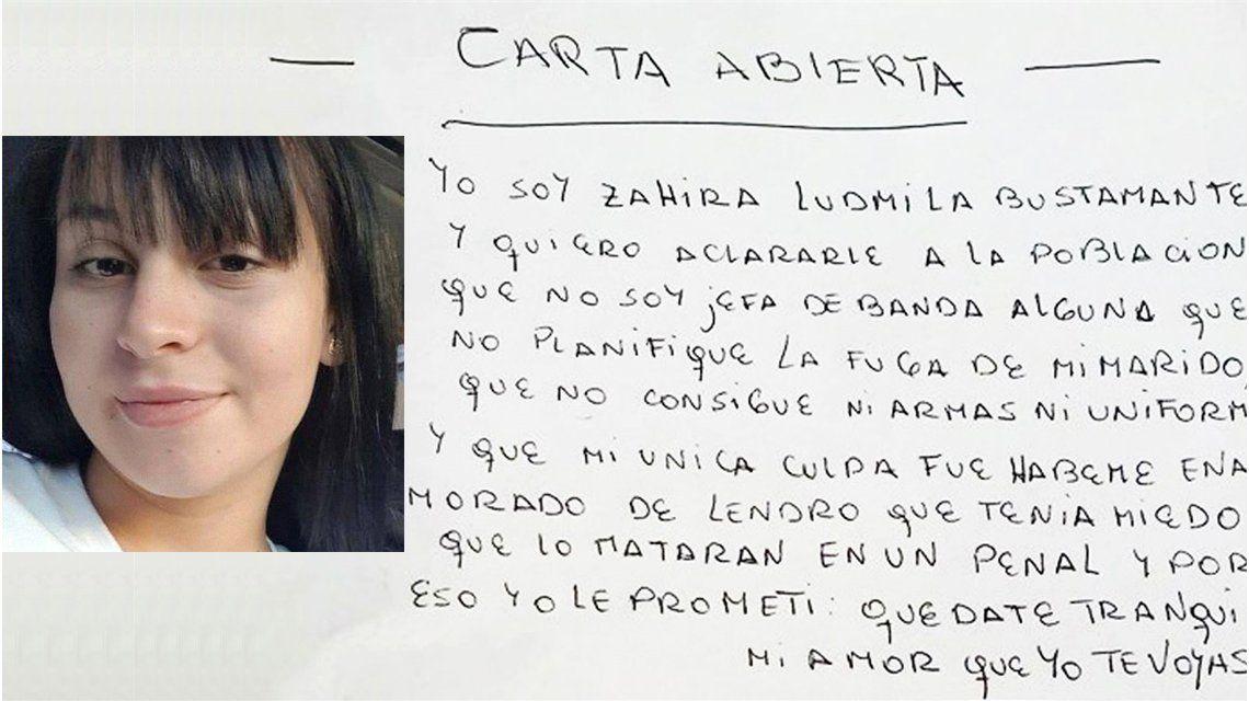 Carta abierta de la acusada por el golpe a la comisaría de San Justo: Rezo por la policía baleada