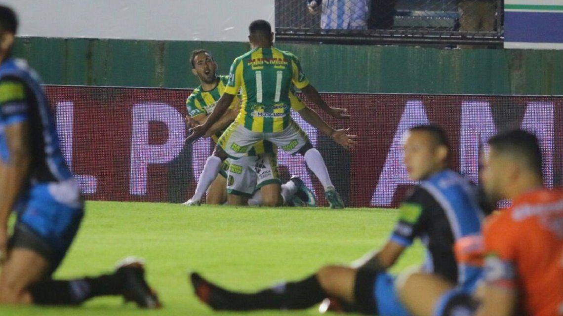 Aldosivi contra almagro por el ascenso a la Superliga - Crédito:@clubaldosivi