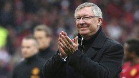 Alex Ferguson.