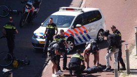 Un hombre acuchilló a tres personas este sábado en La Haya, Holanda