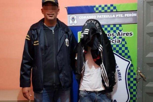 Fernández, de 43 años, fue acusado de prenderle fuego a la casa de sus amigos