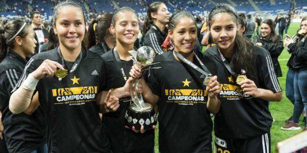 Equipo femenino de fútbol de Tigres