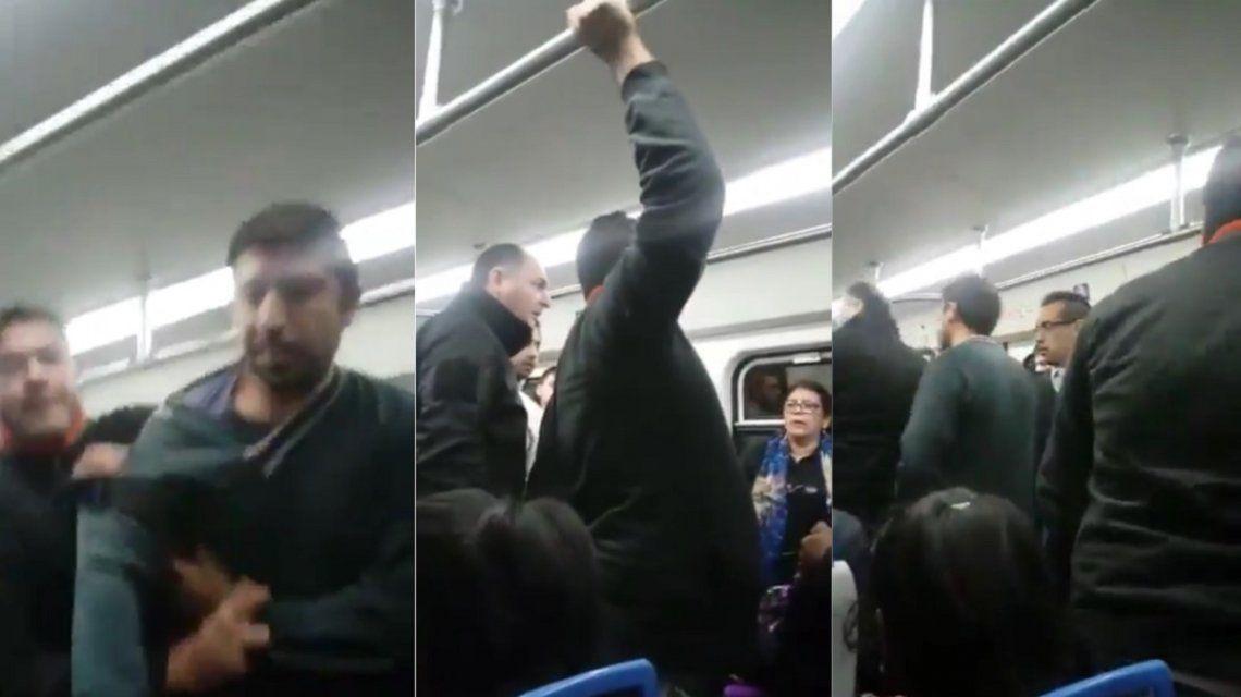 Detuvieron al degenerado que acosó a dos chicas en el tren Sarmiento
