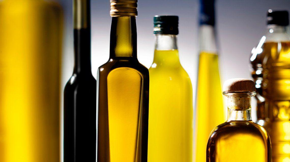 Prohíben la venta de un aceite de oliva