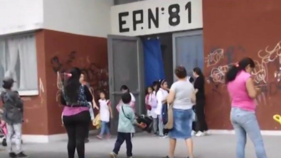 Ola de robos en un colegio de Moreno: alumnos  y docentes son asaltados casi todos los días