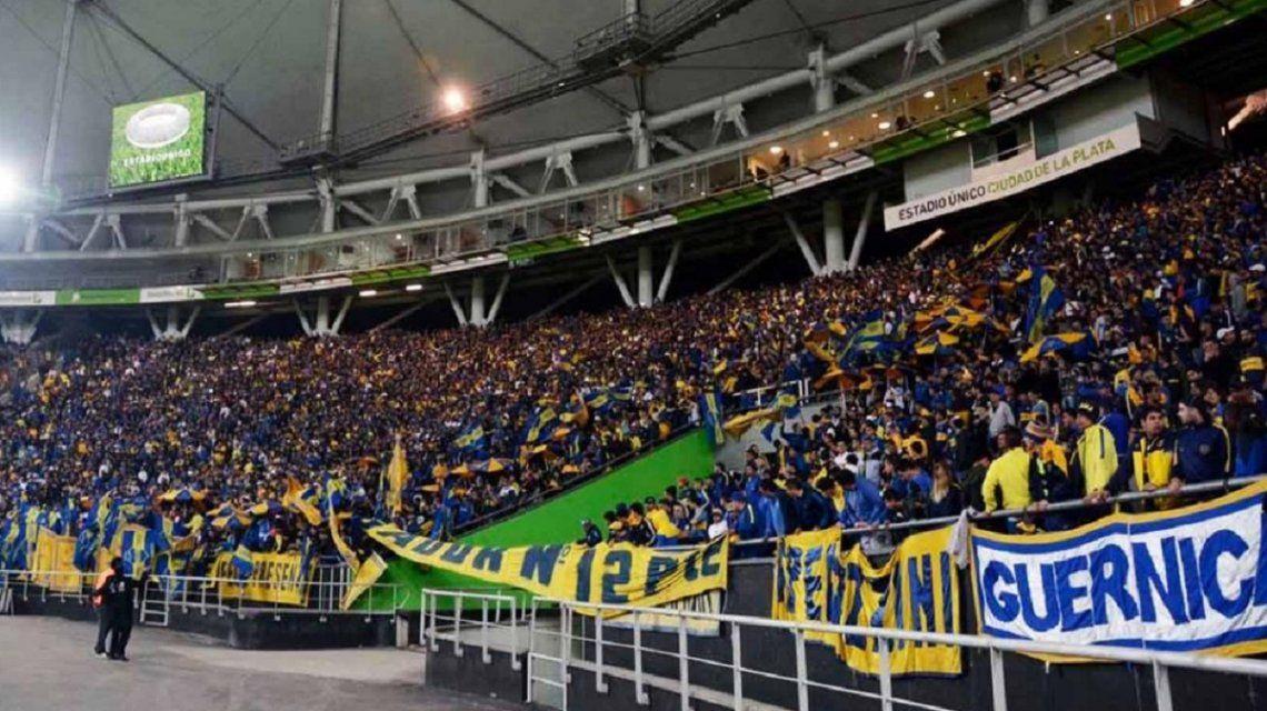 Confirmado: los hinchas de Boca no podrán ir a La Plata el miércoles