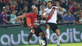 River no pudo con Colón y quedó afuera de la Libertadores 2019