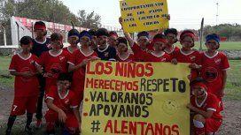 Los chicos de la 2007 de Club Atlético Adelante