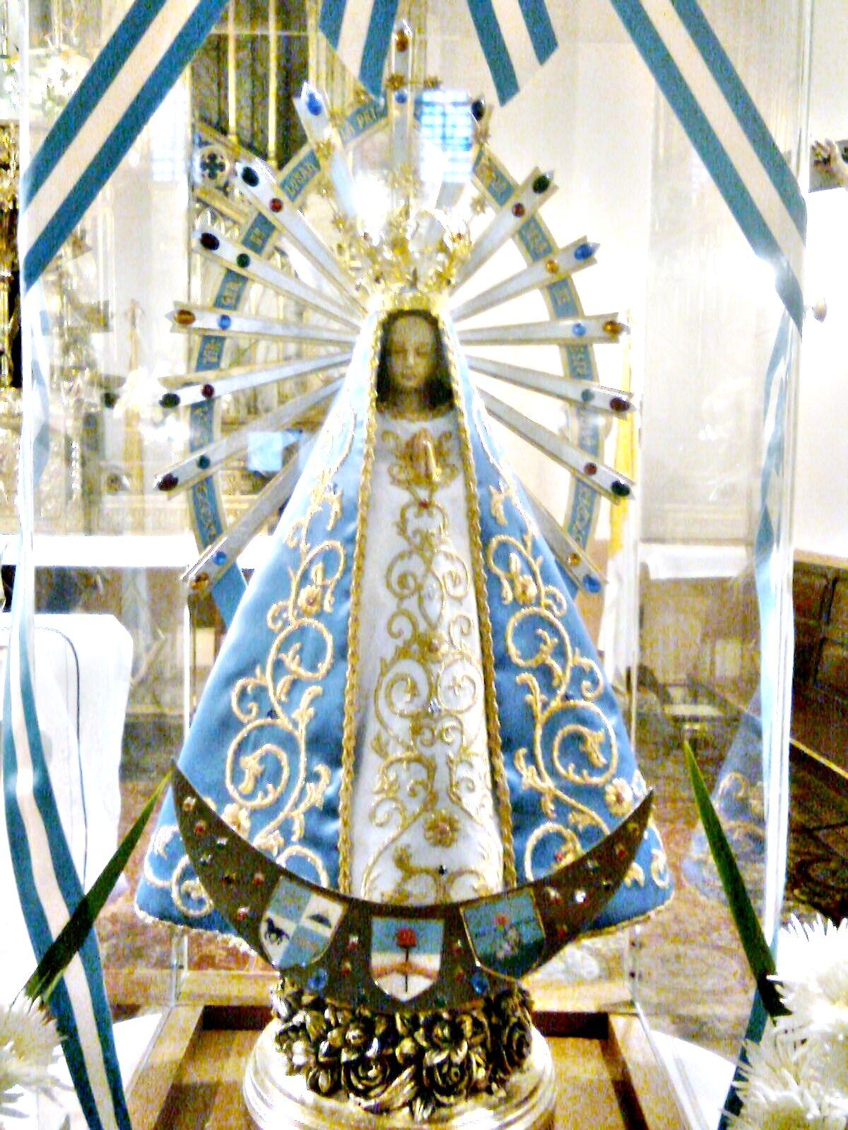 Este 8 de mayo se celebra el Día de Nuestra Señora de Luján