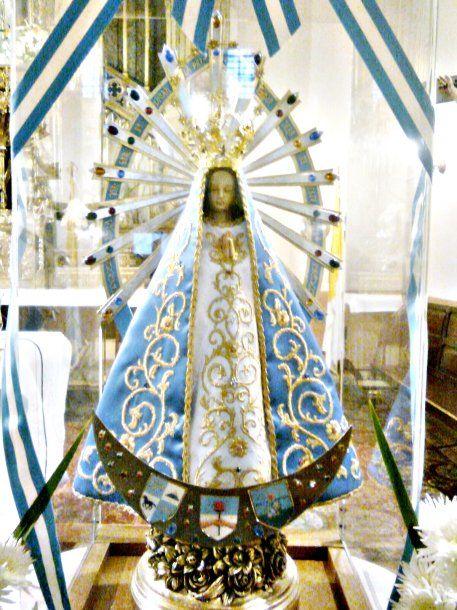 Este 8 de mayo se celebra el Día de Nuestra Señora de Luján<br>