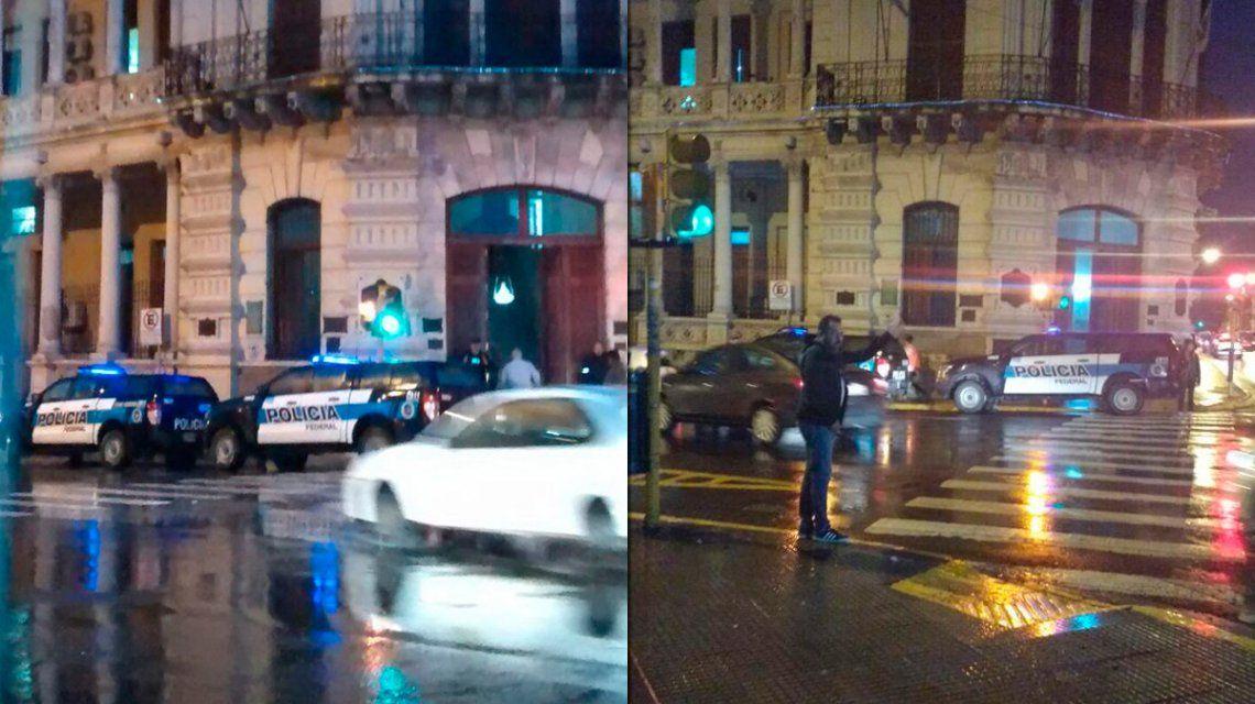 Allanan la municipalidad y la casa del intendente de Paraná por una causa de narcotráfico