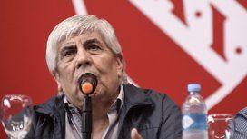 Moyano fue citado a declarar por una causa de lavado de dinero y defraudación