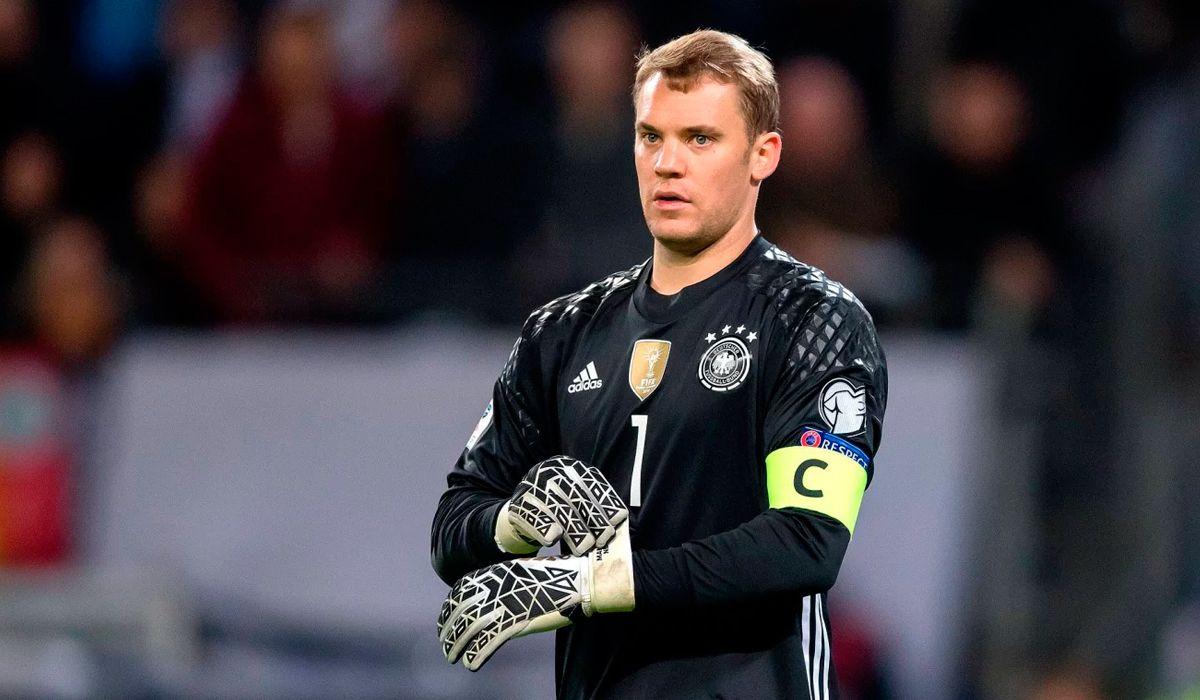 Alemania sufre por Neuer: el arquero podría quedarse sin Rusia 2018