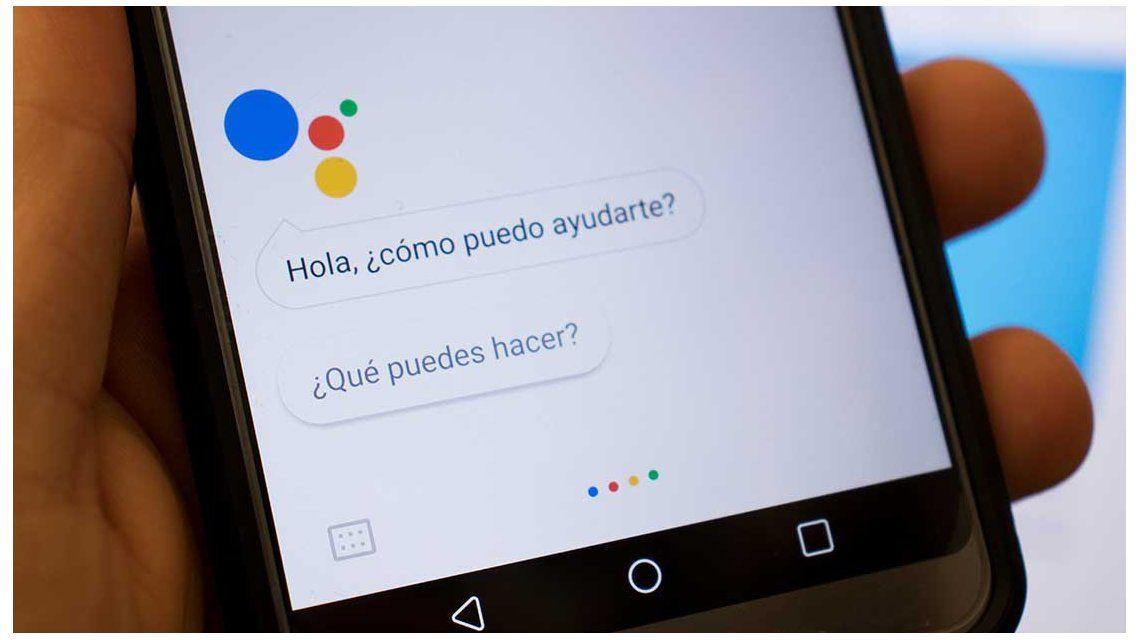 El asistente de voz de Google se hace pasar por un humano para hacer una reserva