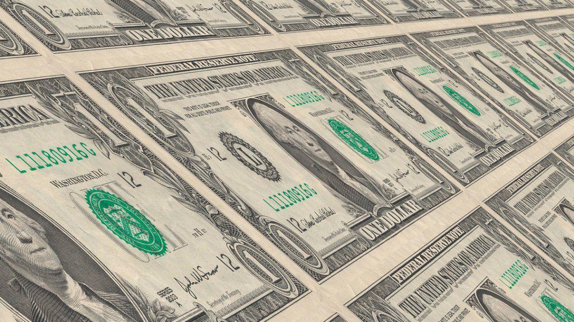 La licitación de Letes logró contener el dólar que retrocedió dos centavos