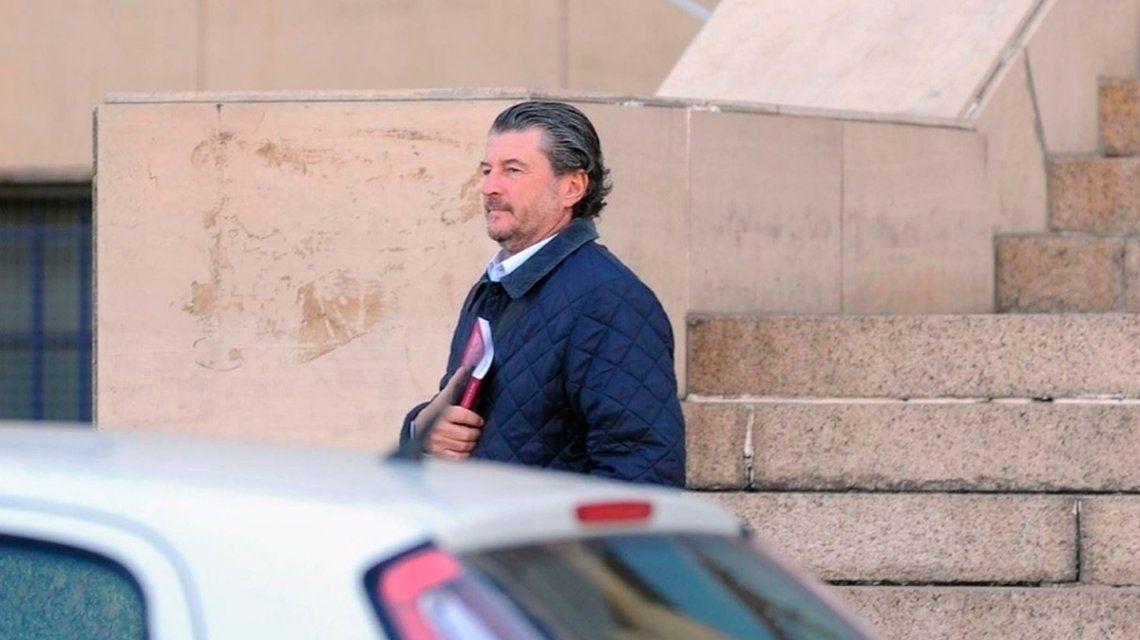 Renunció el juez Ballestero: estaba de licencia y no vuelve por consejo médico