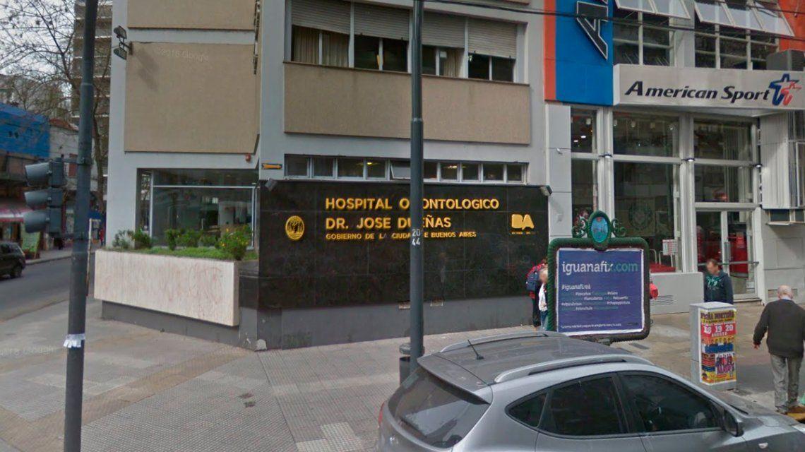 Se cayó un ascensor de un Hospital Odontológico en Almagro: hay al menos 4 heridos