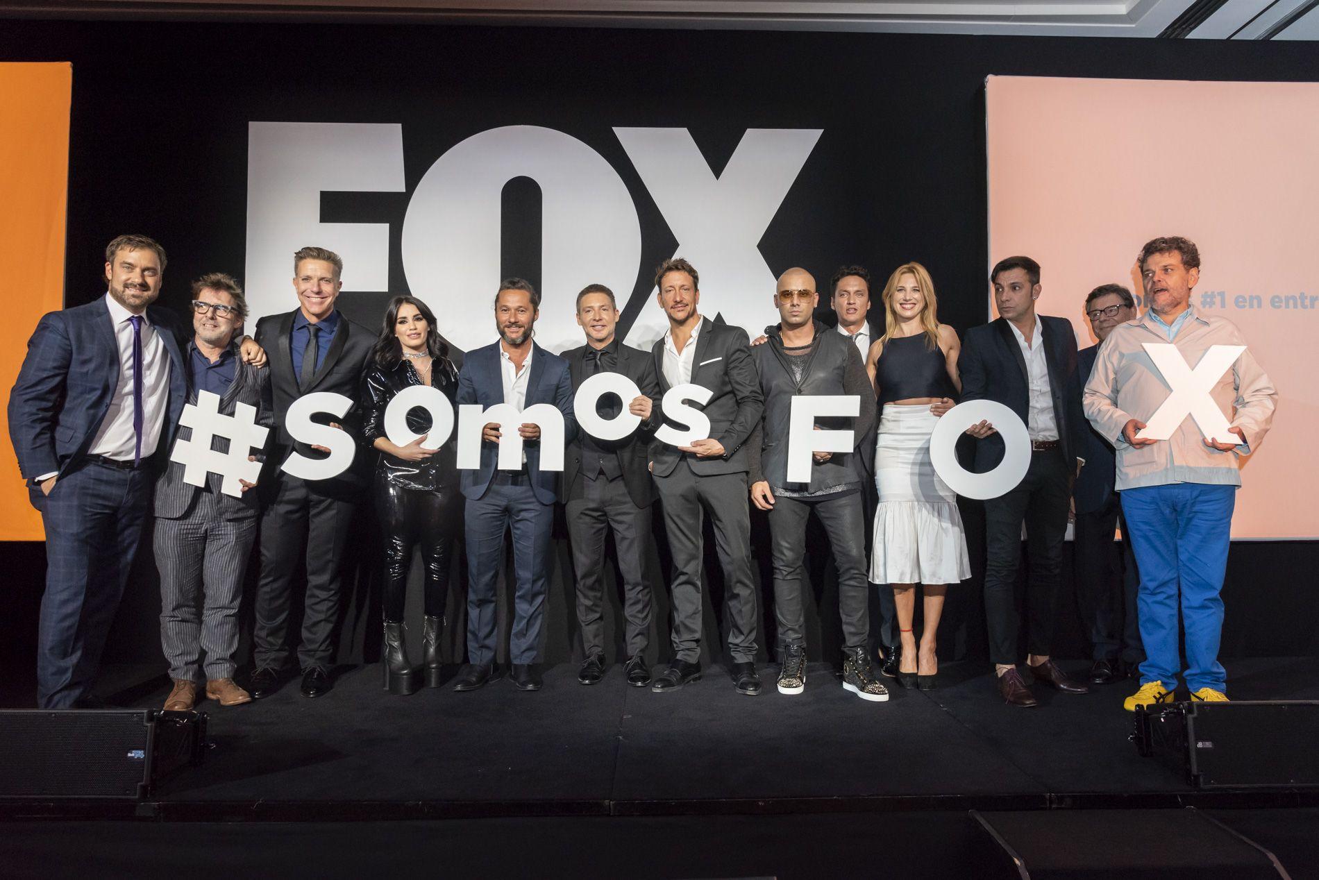 FOX presentó Talento Fox y El Host