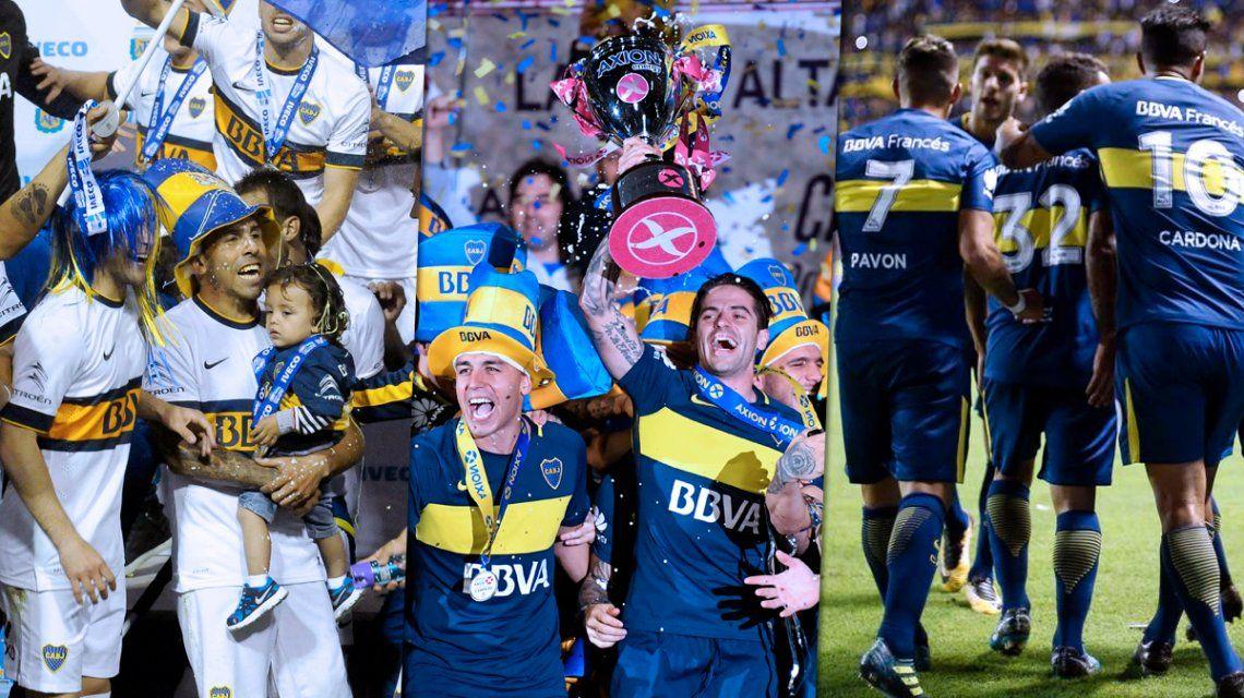 La vuelta de los torneos largos: un formato a pedir de Boca