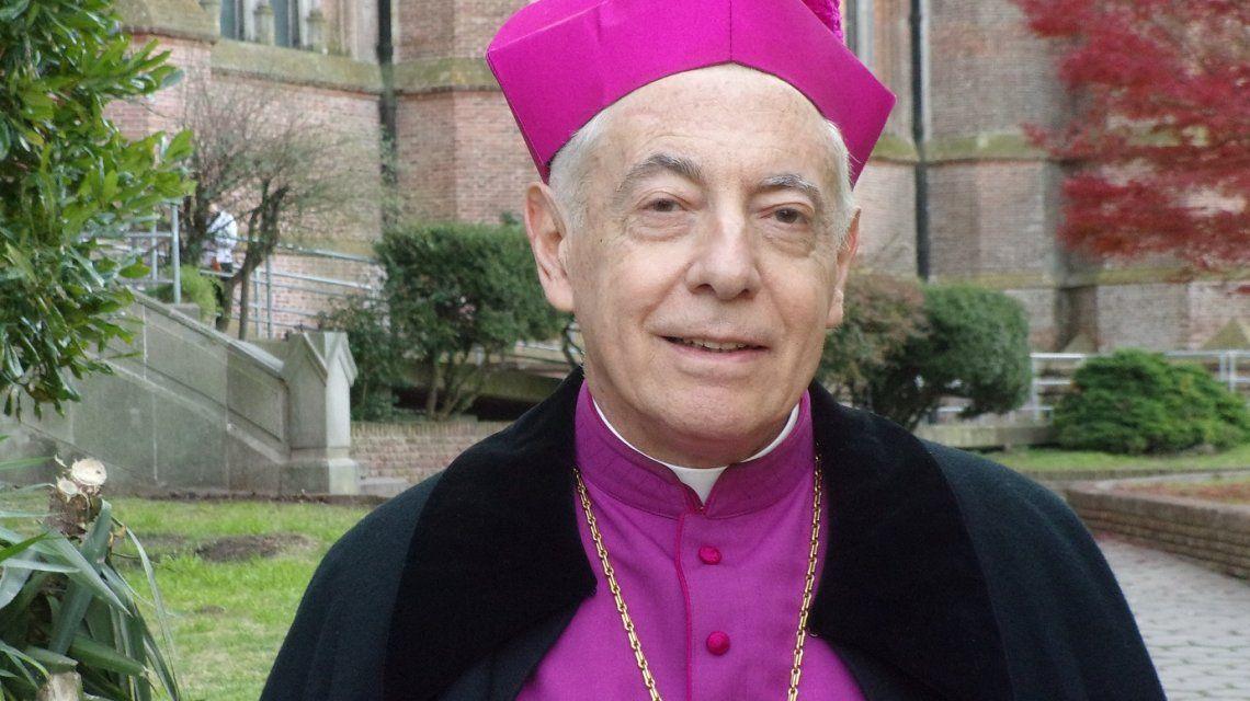 El monseñor Aguer renunciará al arzobispado de La Plata