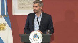 Marcos Peña: El gradualismo es el único camino hacia el equilibrio