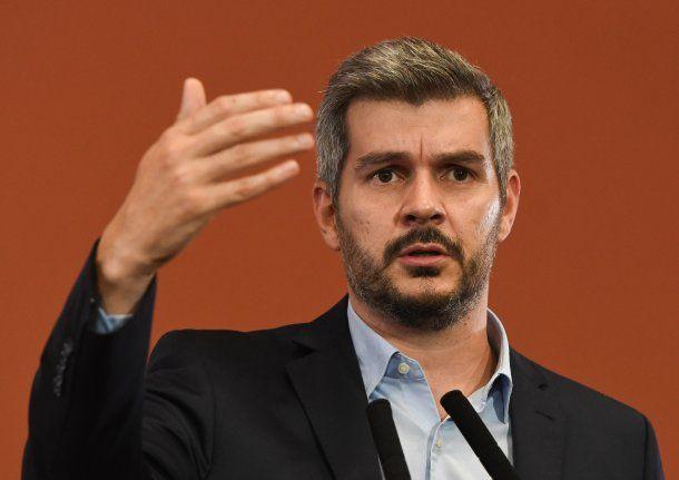 Marcos Peña<br>