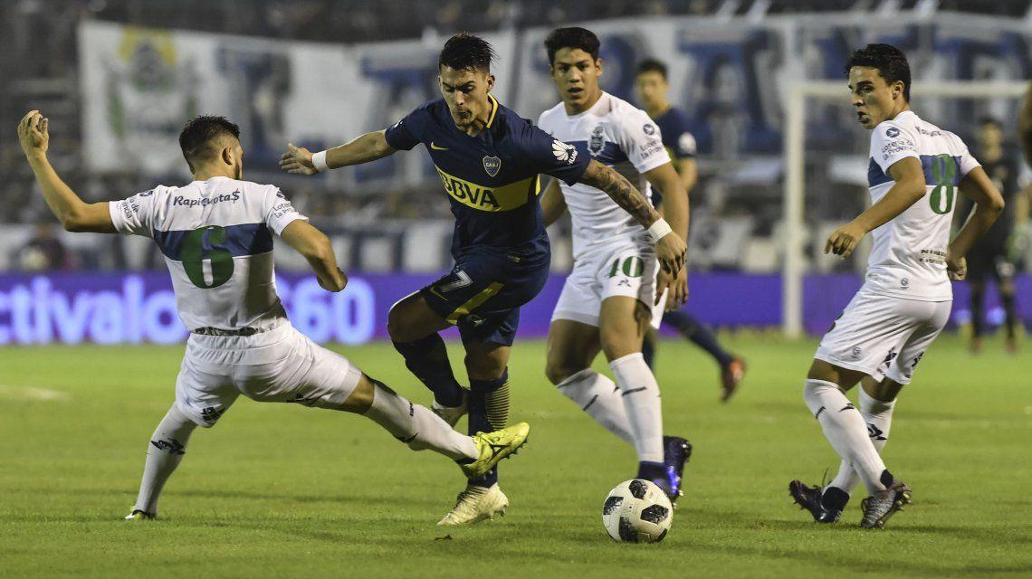 Boca juega por el bicampeonato en La Plata