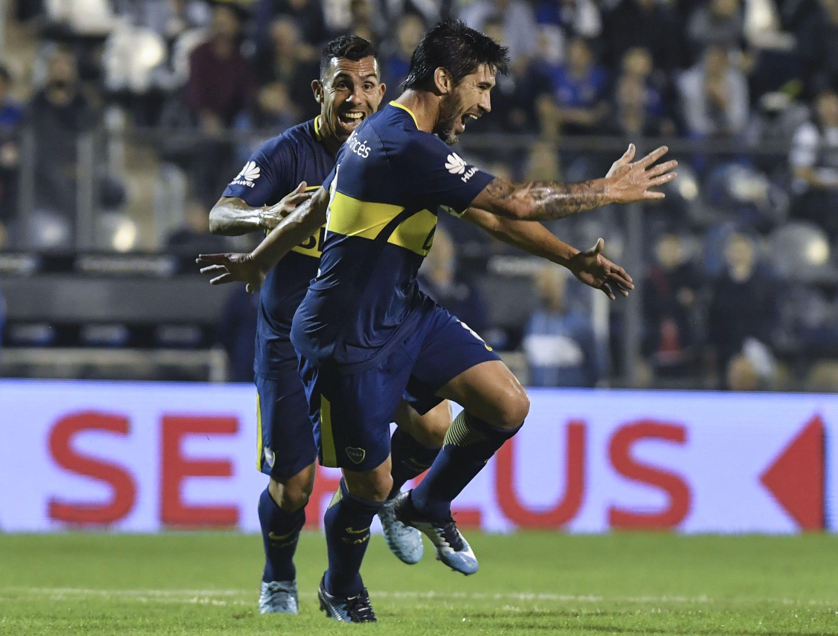 VIDEOS: Los goles de Boca bicampeón