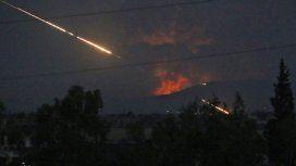 Irán lanzó 20 misiles a Israel