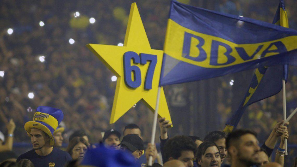 Boca bicampeón en La Bombonera