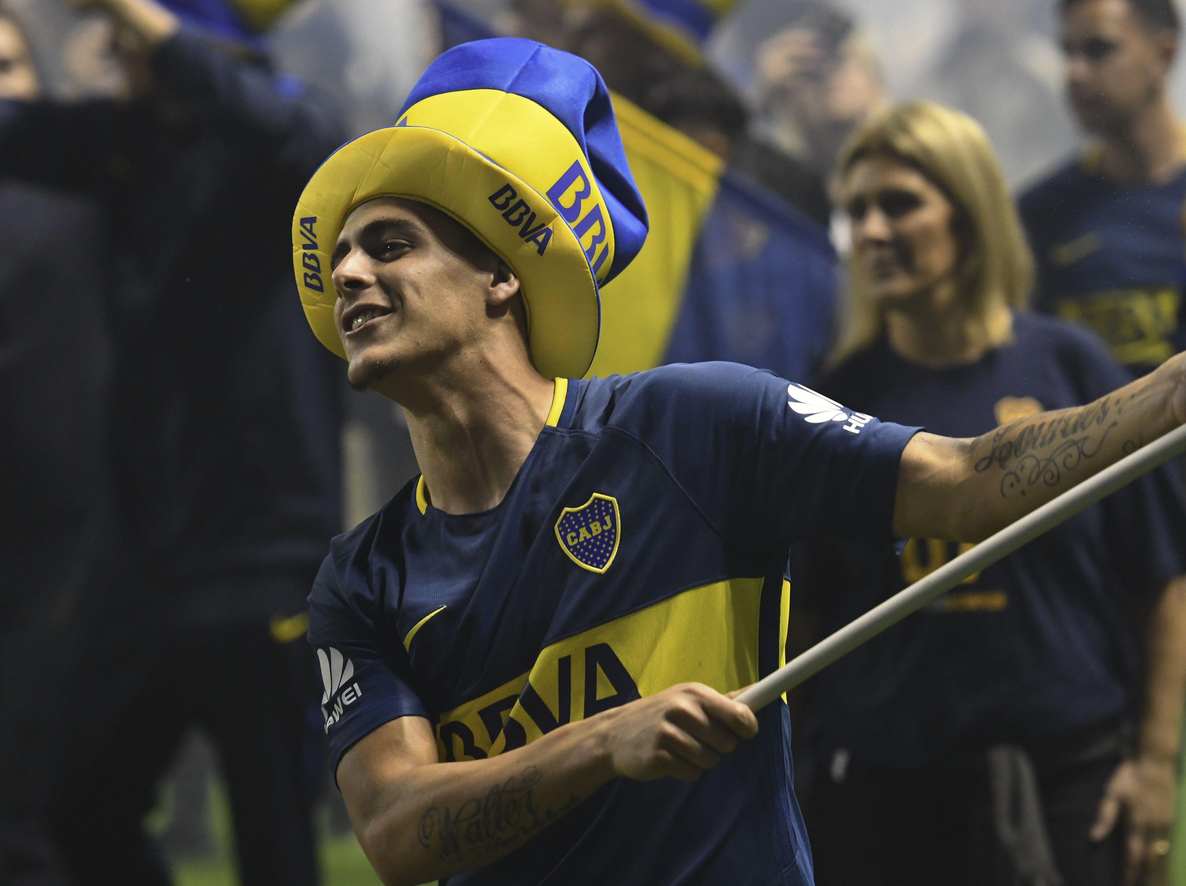 Cristian Pavón puede convertirse en un jugador histórico.