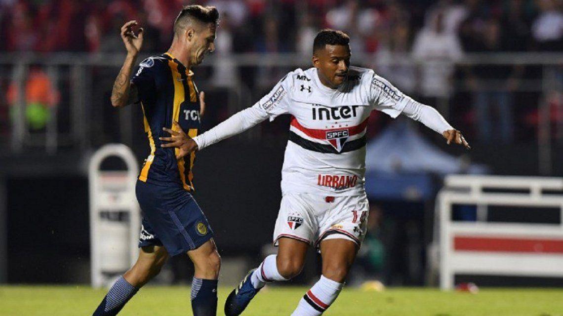 Rosario Central quedó afuera de la Copa y cierra un semestre olvidable