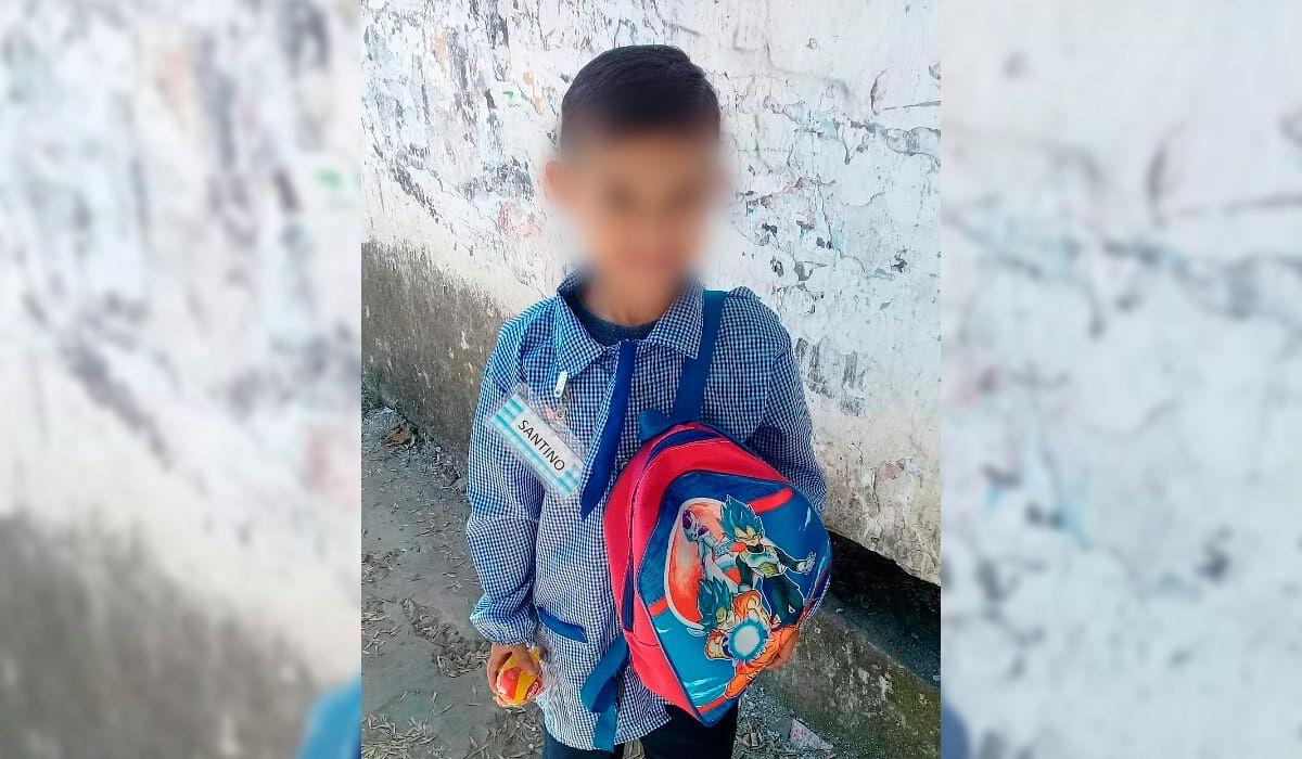Detuvieron a la madre de Santino, el nene que murió violado presuntamente por su padrastro