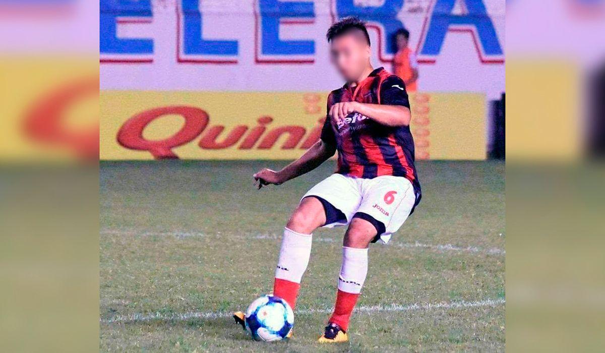 Crimen en Gran Bourg: éste es el futbolista acusado de abusar y asesinar a su hijastro