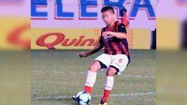 Crimen de Santino: continuará preso el futbolista de Defensores de Belgrano