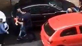 Confundieron a un policía con un ladrón y el delincuente se escapó en un auto