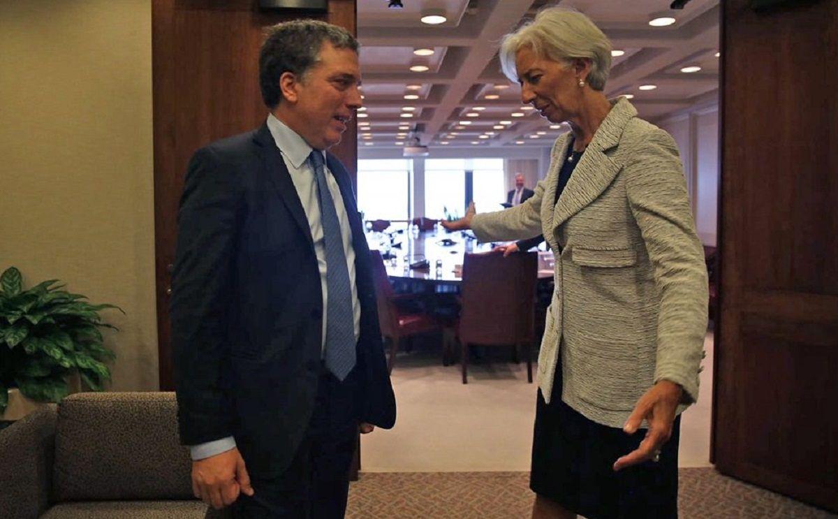 Lagarde y Dujovne se reunirán este martes