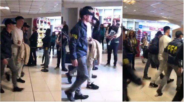 La llegada de Jonathan Fabbro a Argentina