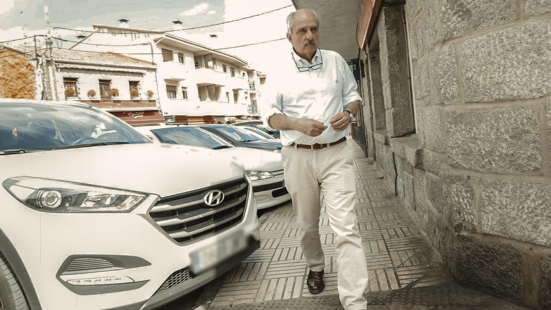 Así encontraron turistas argentinos al represor