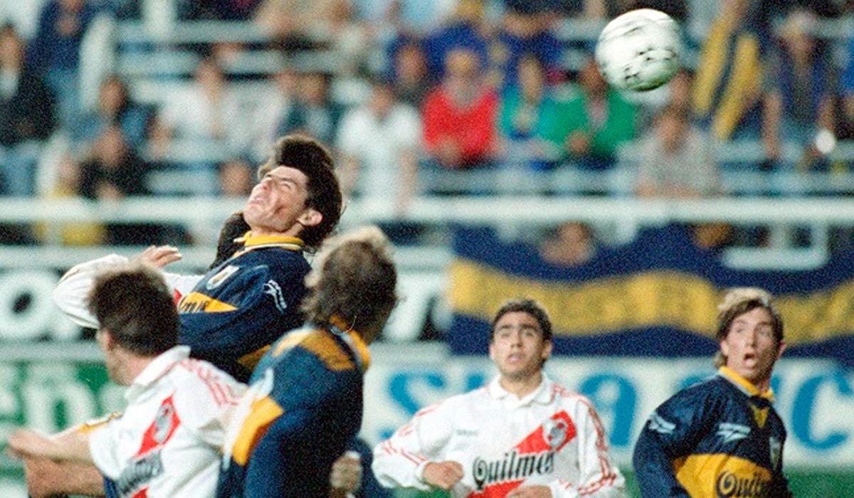 Murió el ex Boca Hugo Romeo Guerra, el del nucazo ante River