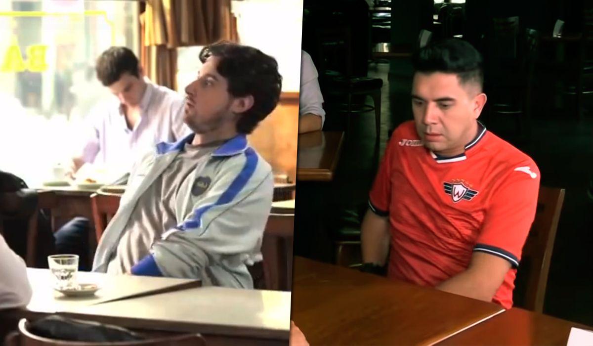 Fuerte polémica por el spot de Jorge Wilstermann: ¡es idéntico a uno de Boca!