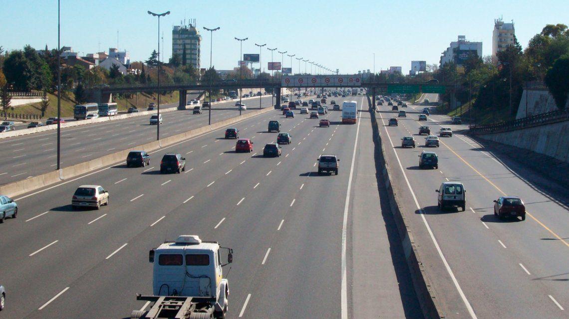 Por obras de ampliación algunos ingresos y egresos de Acceso Norte y General Paz están cerrados