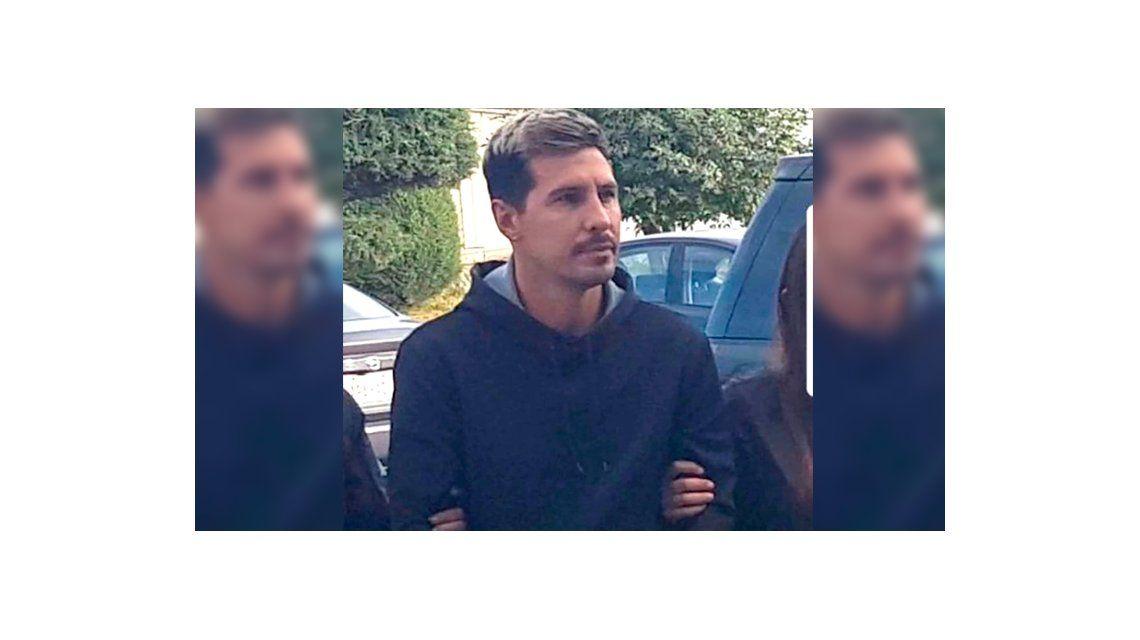 Fabbro está acusado de abusar sexualmente de su ahijada
