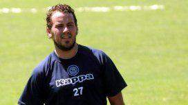 El Ogro Fabbiani vuelve a jugar en el fútbol argentino