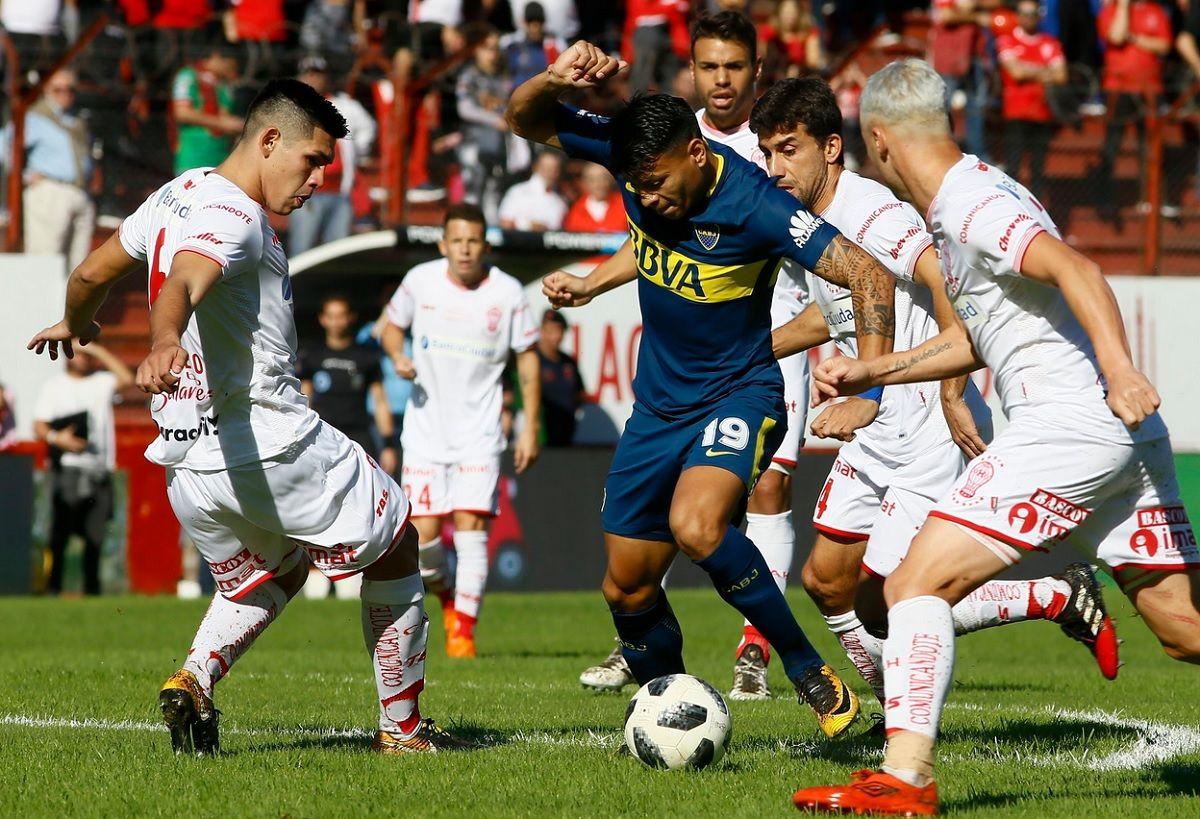Huracán vs Boca: empataron 3 a 3 en un partidazo