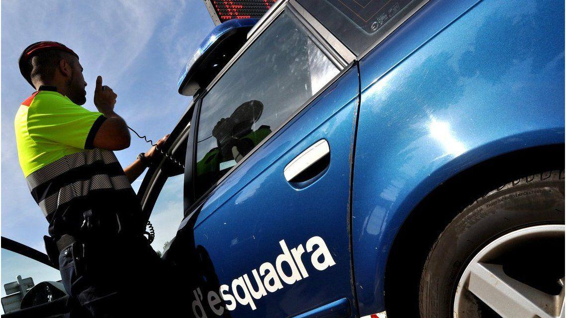 El hombre de 88 años fue detenido por manejar a 181km/h