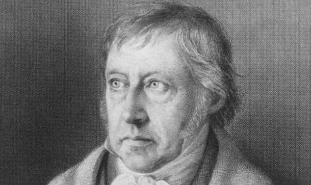 <p>Georg Hegel</p>