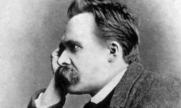 <p>Friedrich Nietzche</p> <p> </p>